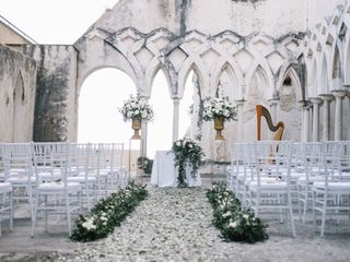 Mr and Mrs Wedding in Italy 6