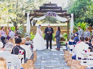 Harmony Gardens Tropical Wedding Garden 5