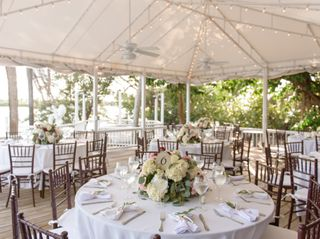 The Old Fish House Wedding Venue 1