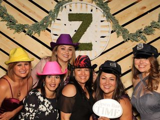 Smiley Photo Booths 5