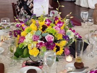 Dalsimer Spitz and Peck Floral & Event Decorators 5