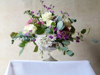 The Vintage Florist 1