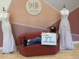 Maggi Bridal 1