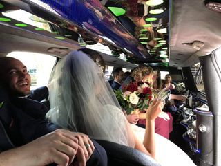 VIP Wedding Transportation 1