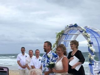 Rev. Barbara Mulford - My OBX Officiant 7