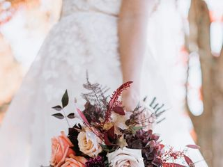 Bloomwoods Weddings By Kim Nelson 4