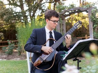 Classical Guitarist Cameron O'Connor 1