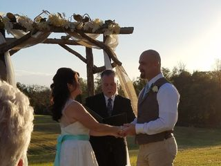 Ron Petrella, Wedding Officiant 5