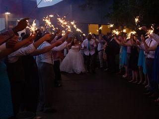 Wedding Day Sparklers 7