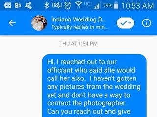 Indiana Wedding Design, LLC 2