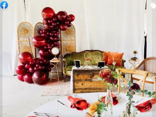 Peachy Keen Event Rentals and Design 1