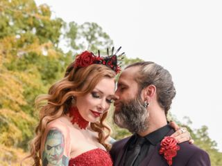 Central Florida Wedding Group 2