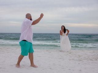 Simple Beach Wedding 2