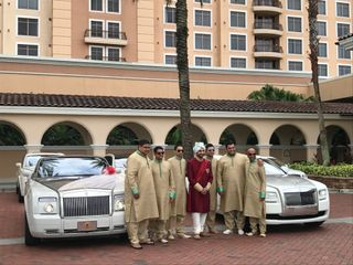 Orlando Wedding Cars 6
