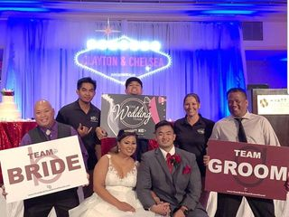 Team Bride Team Groom Hawaii 1