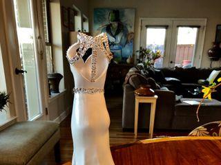 Cloth2Clay - Ceramic Bridal Replicas 1