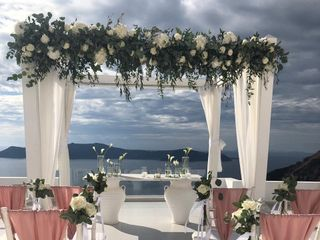Wedding Wish Santorini 2