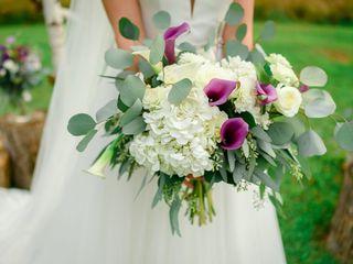Sweet Lavender Flower Design 4
