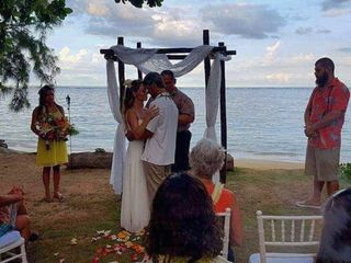 Laakea Ocean Wedding 7