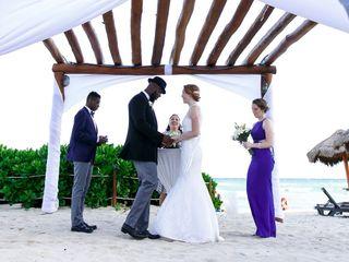Karla Aldana - Wedding Officiant 2