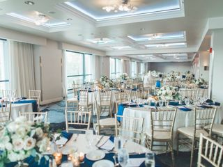 Sapphire and Lace Event Design 4