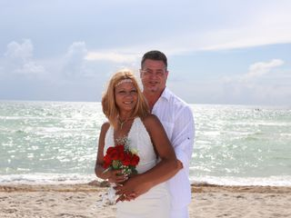 Barefoot To Elegant Wedding Officiants of South and Central Florida 7