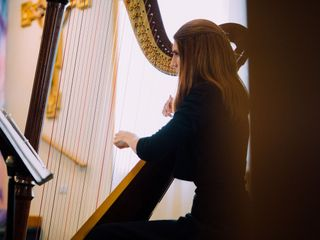 Harpist - Mary Keener 5