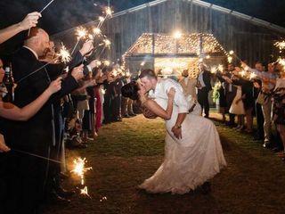 Love Wedding Sparklers 6