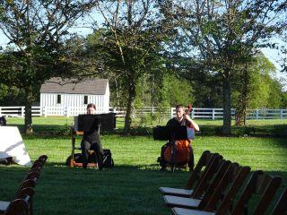 Jennifer Johnson Wedding Violinist 3