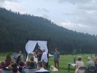 Black Hills Casual Weddings 1