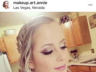 Makeup Artistry by Annie 1