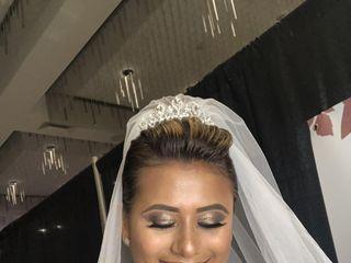 Amanda Morais makeup 5