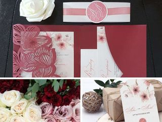 RedCarpet Wedding & Special Events Invitations 6