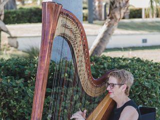 The Elegant Harp 1