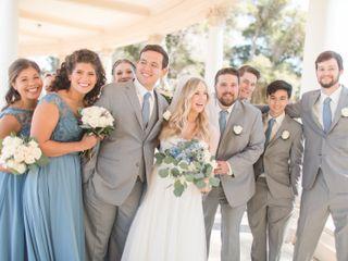 The Saulnier's Wedding Photography 1