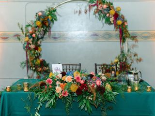 Sophisticated Floral Designs {Weddings + Events} 3