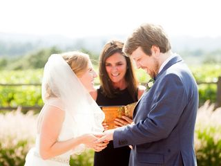 Stevi Hanson Wedding Officiant 5