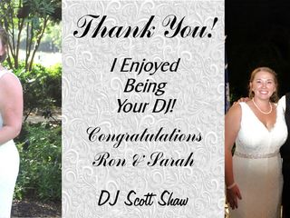 Scott Shaw Productions - DJ Entertainment 1