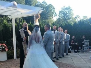 Gregg Kits, DD, Wedding Officiant 5