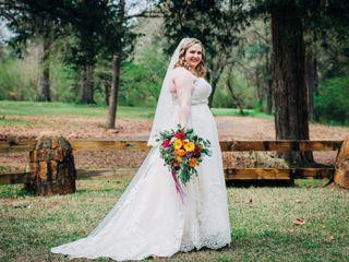 Gracyn Elizabeth Bride 1