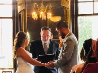 Lighthouse Wedding Officiant 3