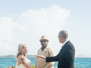 Michael, a St. Thomas Wedding Officiant 5