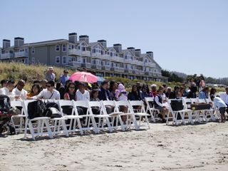 Sams Chowder House Venue Half Moon Bay Ca Weddingwire