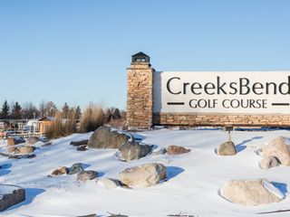 CreeksBend Golf Course 1