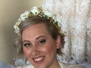 Maryland Wedding Makeup 2