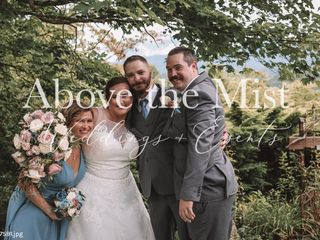 Above The Mist Wedding Services 1