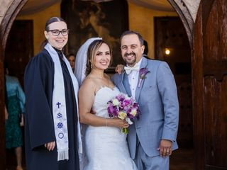 Rev. Mercy - Bilingual Wedding Officiant 3