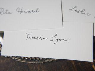 Ernest + Wordie Calligraphy 4