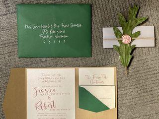 Paperwhites Invitations 3