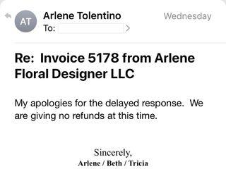 Arlene Floral Designer 3